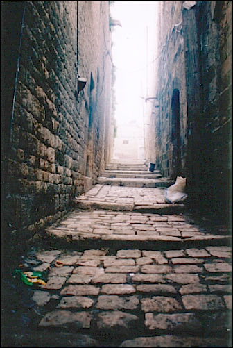 Aleppo, old city